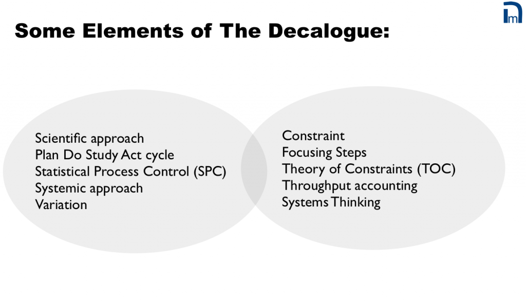 D&G in Decalogue