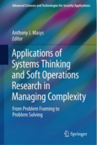 Springer Volume on Managing Complexity