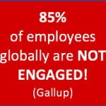 85% of Global Employees Are Disengaged: How to Build Employee Engagement
