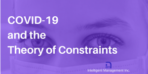 COVID-19 and the Theory of Constraints