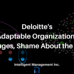 Deloitte's 'Adaptable Organization' Transformation – Nice Images, Shame About the Content