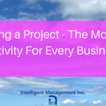 Scheduling a Project – The Most Critical Activity For Every Business