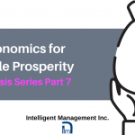 A New Economics for Sustainable Prosperity – Out of the Crisis Series Part 7