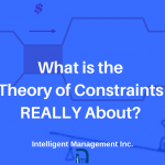 What Is the Theory of Constraints REALLY About?