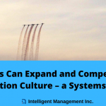 How CEOs Can Expand and Compete with a Collaboration Culture – a Systems Approach